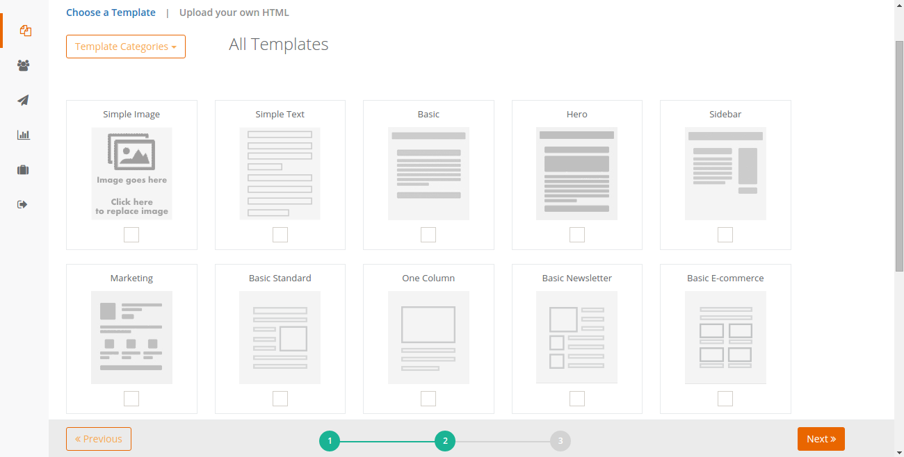 Responsive email templates by Juvlon