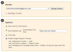 Juvlon insert Google Analytics Tracking code