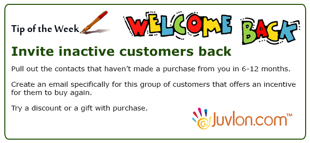 banner_tip_of_the_week -Invite-inactive-customers