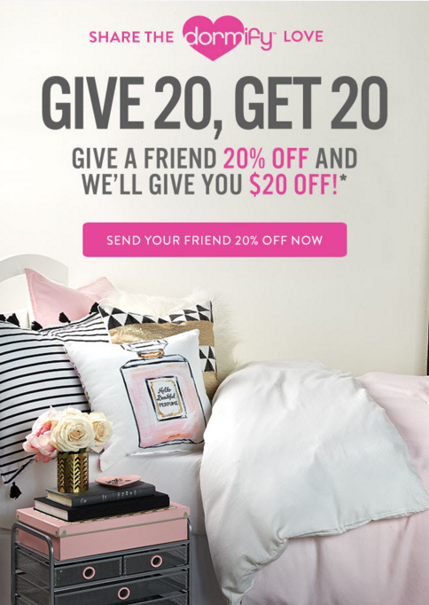 Dormify Email Marketing Campaign