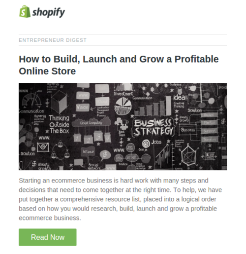 Shopify Example