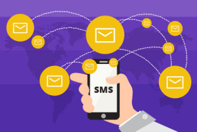 sms for event