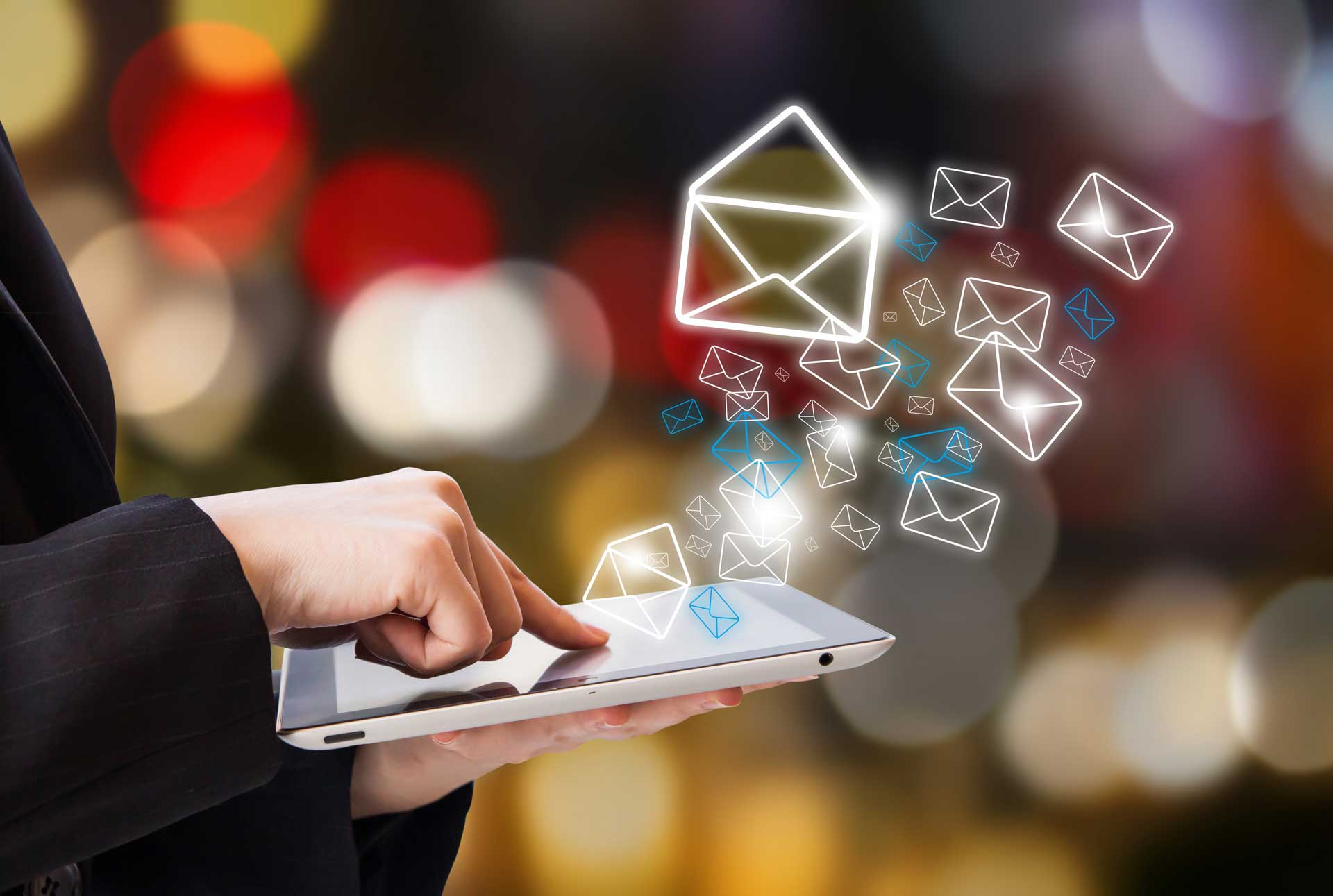 Email Tips for the Festive Season