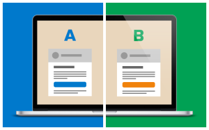 A/B Testing of Emails