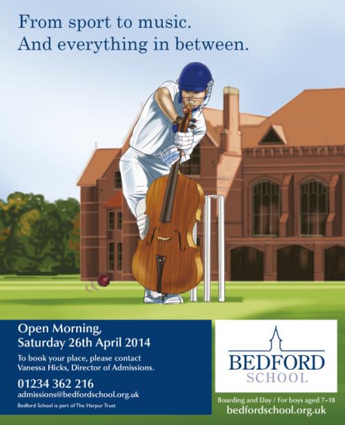 Case Study- Bedford Cricket