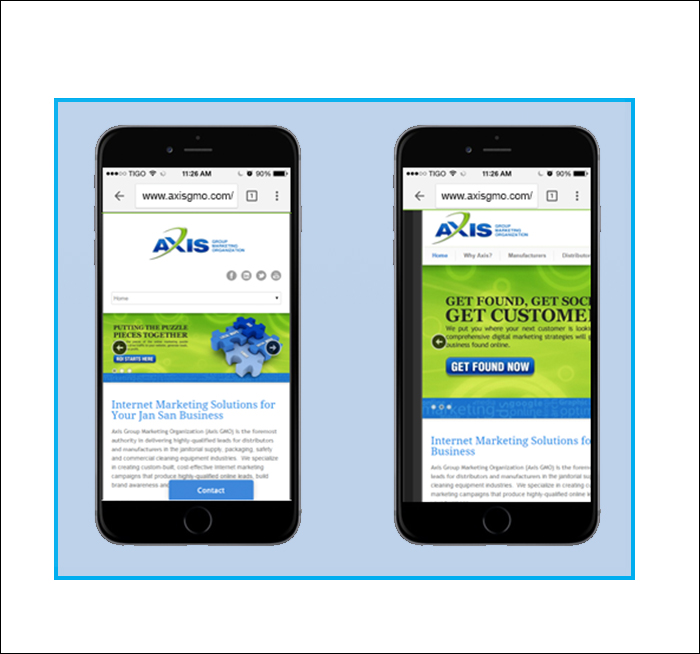 Example Of Responsive Email Design